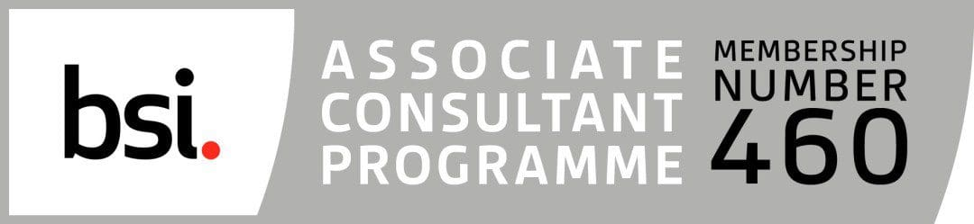 associate consultant bsi continuiteit implementatie bcm certificering advies
