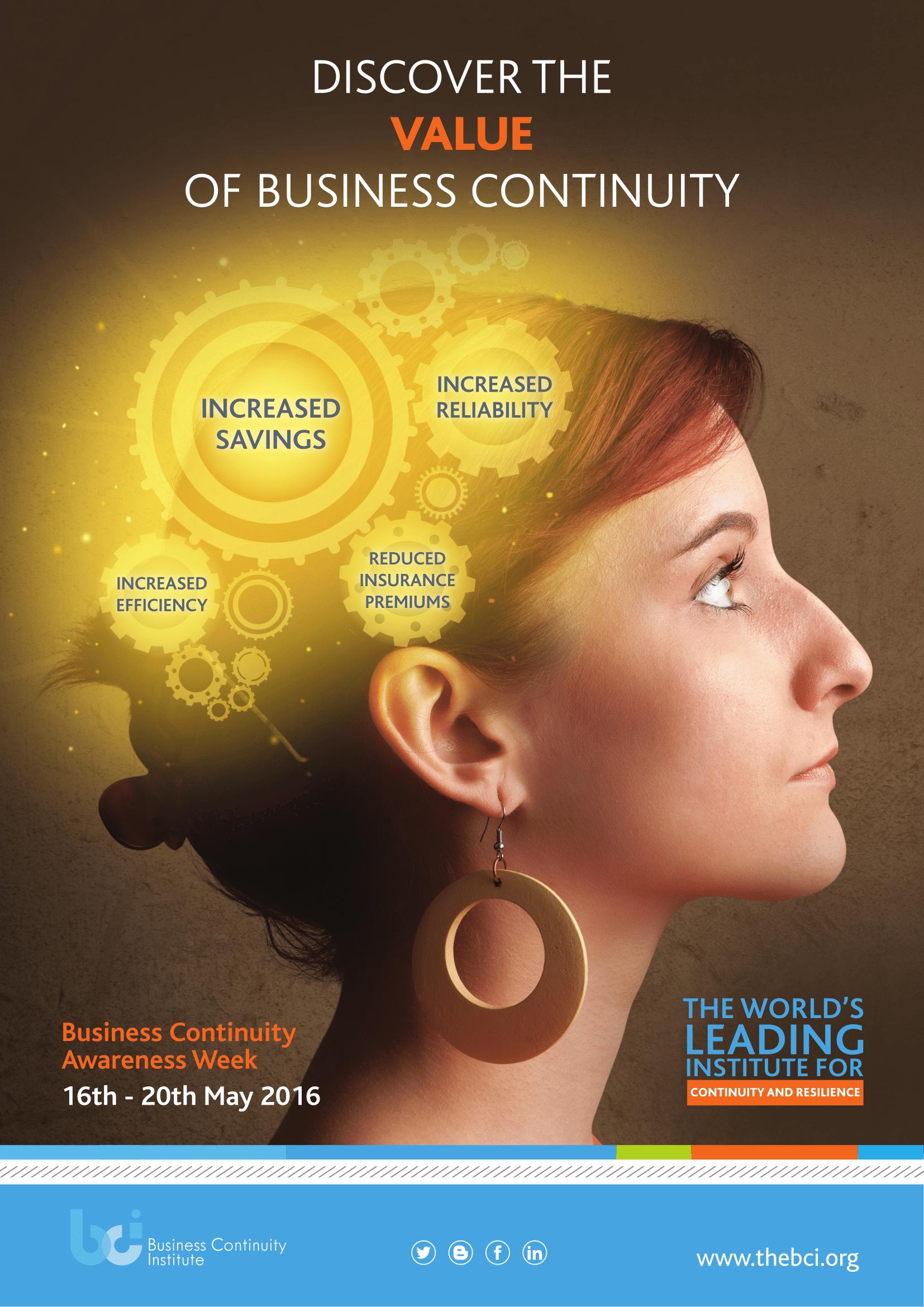 Business Continuity Awareness Week 2