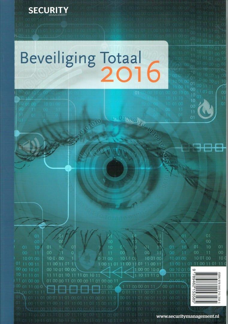 Cover Jaarboek Beveiliging 2016