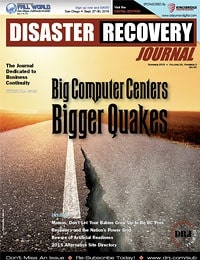 Disaster Recovery Journal summer2015