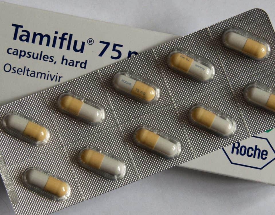 Draaiboek antivirale middelen - tamiflu