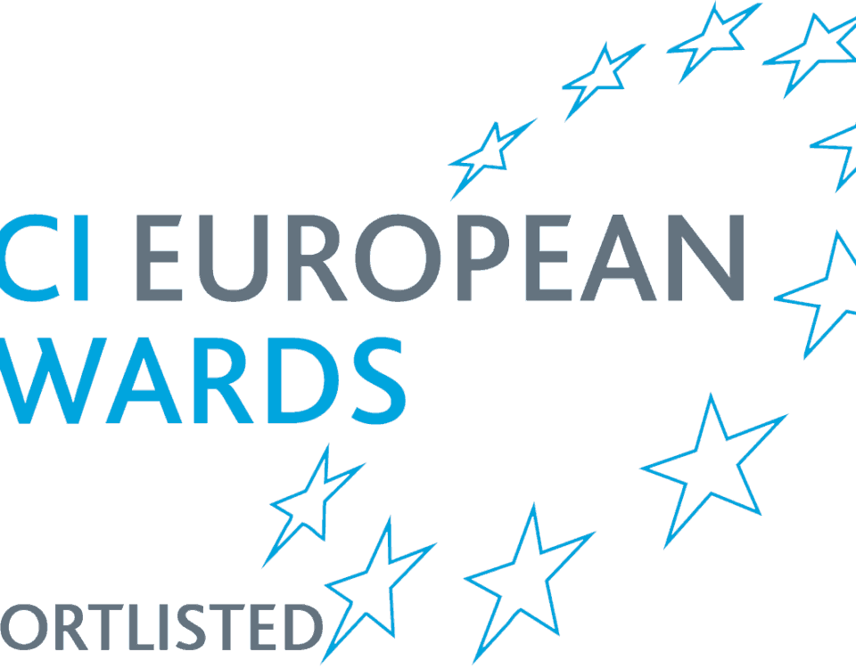 Alex Hoogteijling BCI European Awards shortlisted