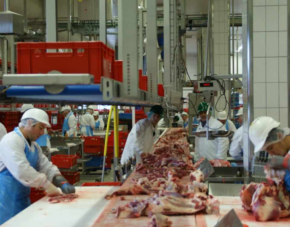 Group of Butchers - ISO22301