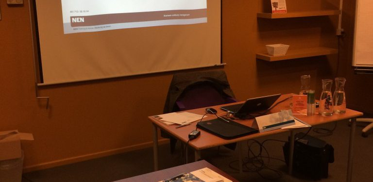 iso22301 cursus nen training bedrijfscontinuiteitsmanagement