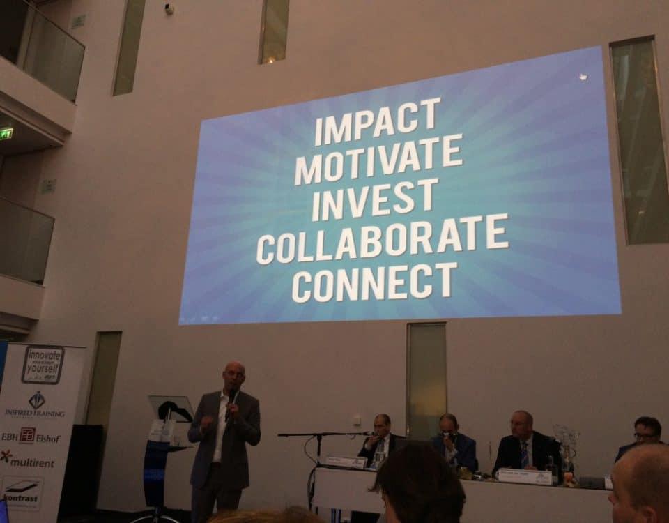 impact motivate invest collaborate connect jci congres continuity