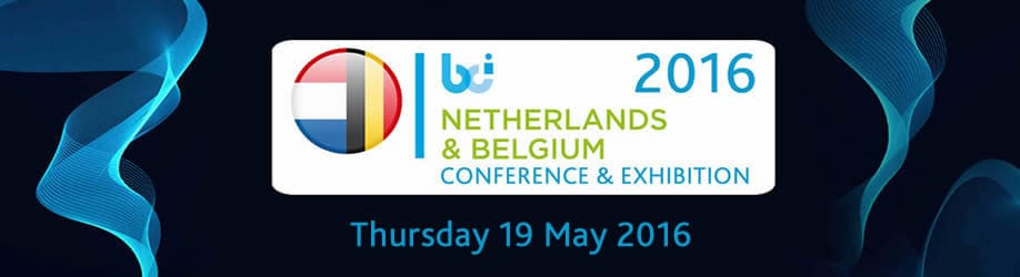 NL & BE BCI Conference and Exhibition 2016 on business continuity
