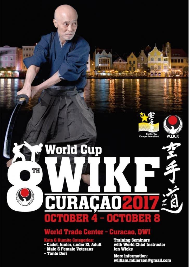 BCM Specialist sponsor WK Karate 2017