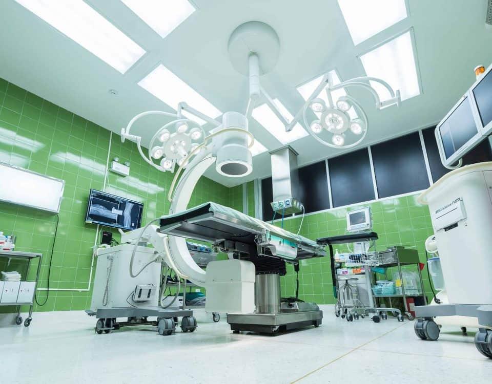 Ziekenhuis - ICT continuiteit