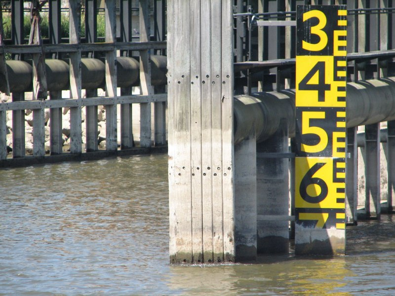 BCP extreem weer - laag water - business continuity
